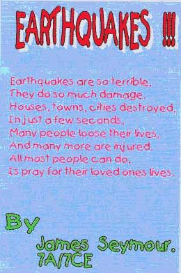poem on natural disaster - Google Search | friendship ...