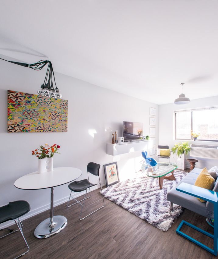 Large Studio Apartments: How To Live Large In A 500 Square Foot Studio Apartment