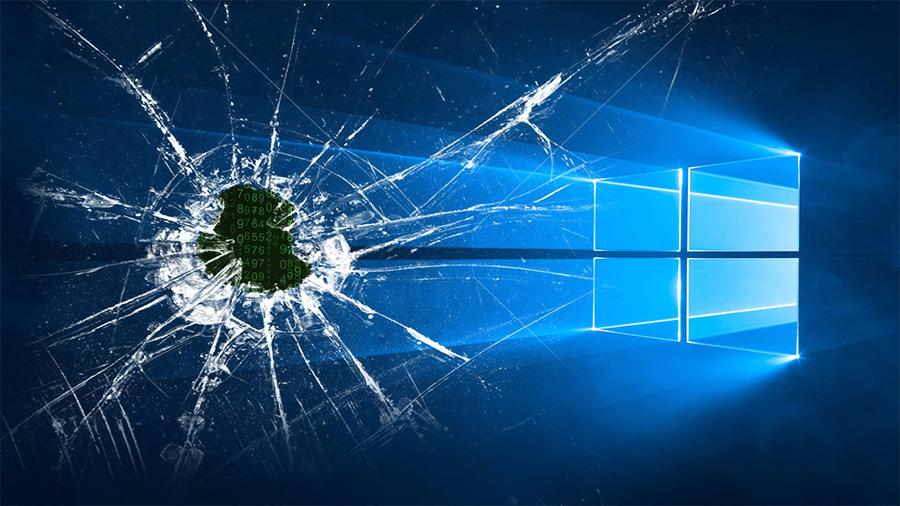 Dealing With Frozen Apps In Windows 10 Broken Screen Wallpaper Screen Wallpaper Hd Screen Wallpaper
