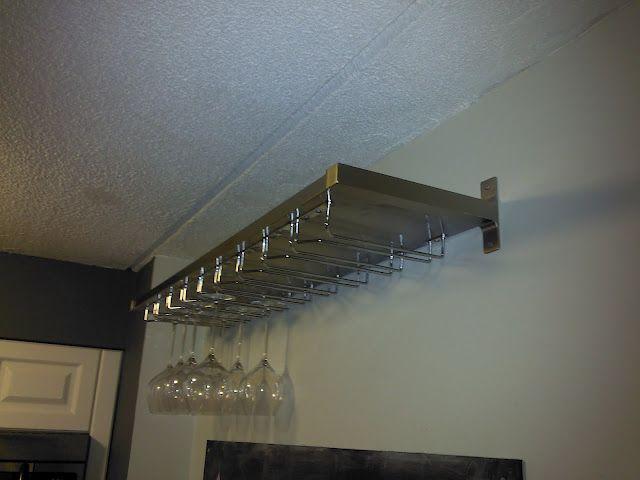 ekby mossby wine rack home tricks and tips wine glass rack ikea rh pinterest com
