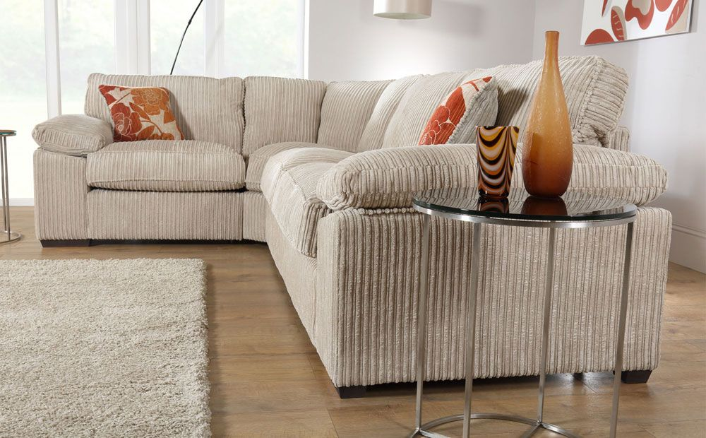 Buy Buoyant Dexter Fawn Fabric Corner Sofas At Furniture Choice Classic Furniture Living Room Quality Living Room Furniture Furniture