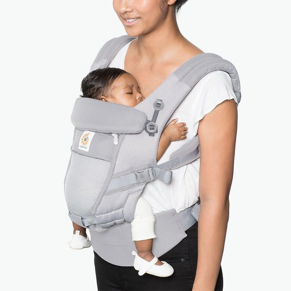 Ergo Adapt Cool Air Mesh 3 Position Carrier Baby Wearing