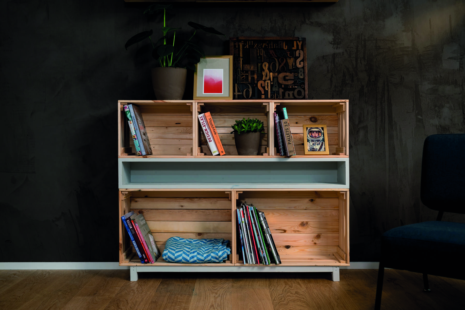 Sideboard Setzkasten Selber Bauen Alle Mobel Umfunktionierte