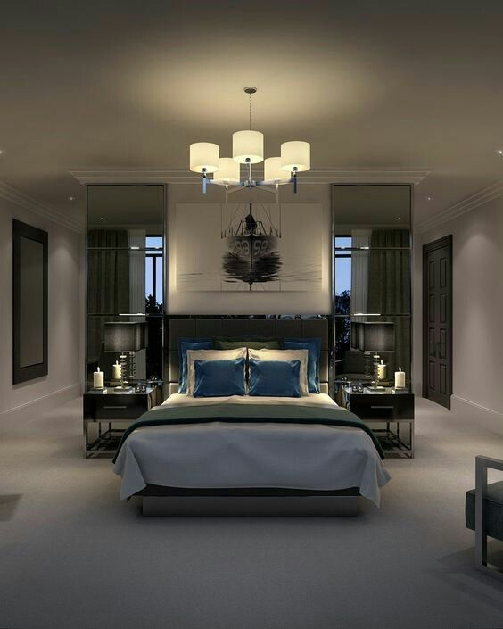30 Stylish And Contemporary Masculine Bedroom Ideas: Panday Group Luxury Interior Design