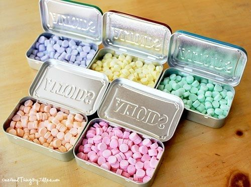 DIY Curiously Strong Mints