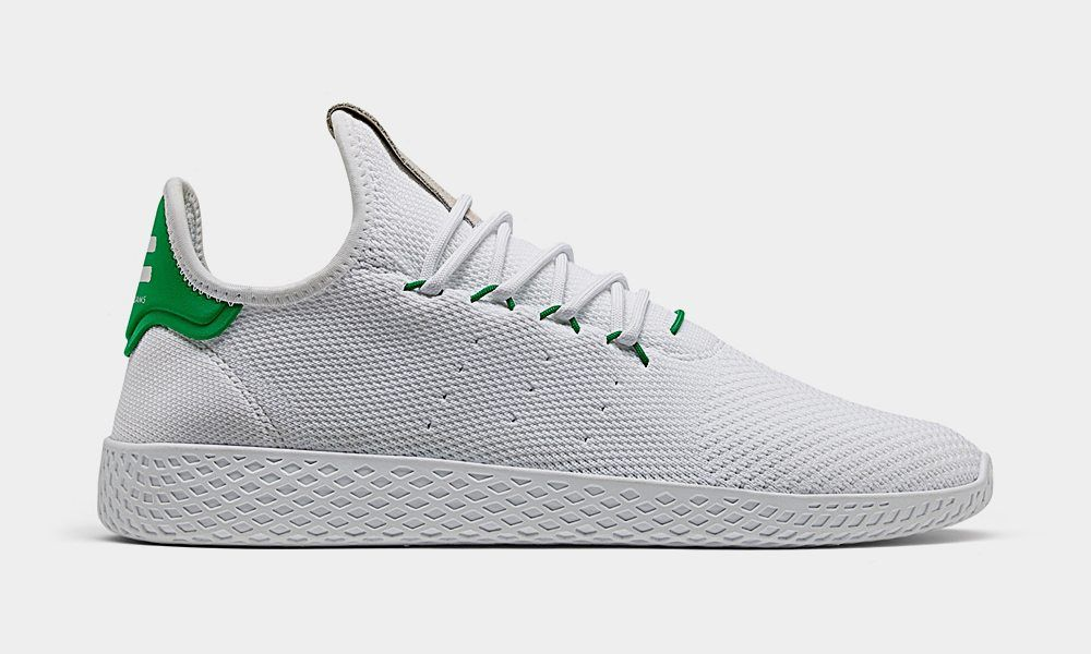 half off c7246 a4808 Pharrell Williams x adidas Originals Tennis Hu Shoes