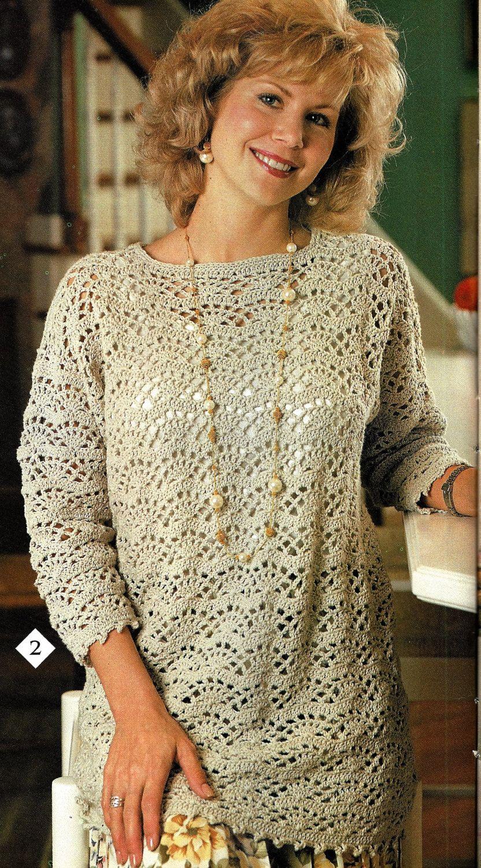 Crochet easy fan lace pullover pattern pdf download usrsion crochet easy fan lace pullover pattern pdf download usrsion sizes 32 bankloansurffo Images