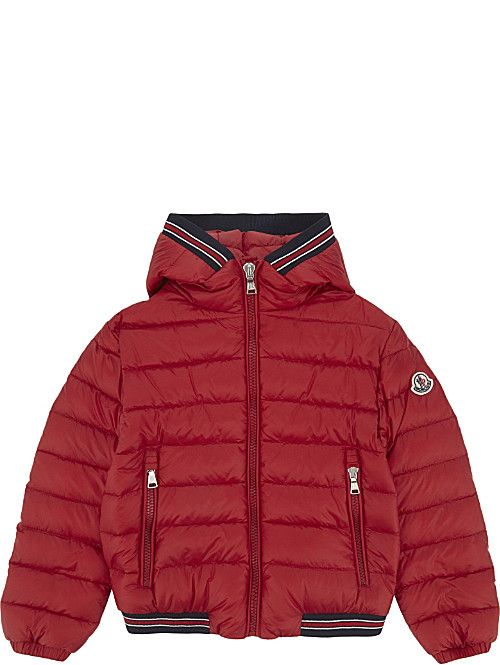 a14f959f1105 MONCLER Eliot quilted coat 4-14 years