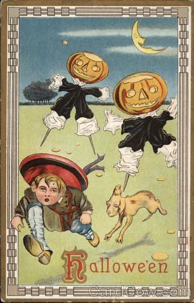 Halloween More Vintage Halloween, Halloween Images, Halloween Crafts, Halloween Series, Halloween Postcards, Happy Halloween http://blog.blackboxs.ru/category/halloween/