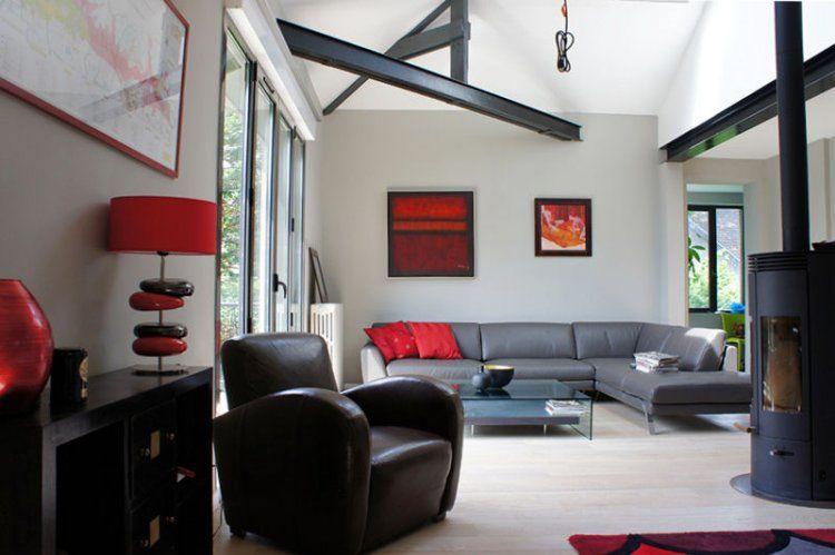 Deco Mur Cathedrale Salon Recherche Google Maison Maison