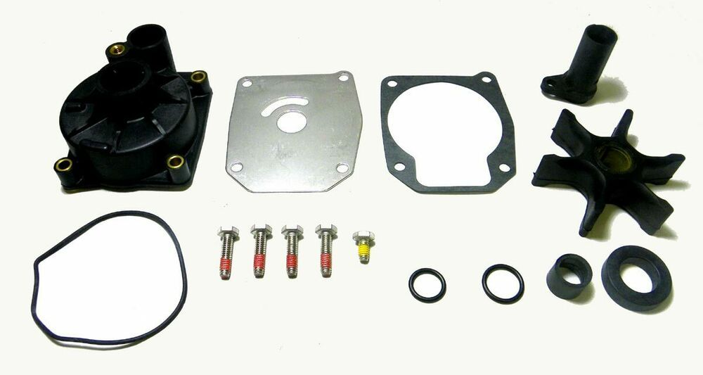 WATER PUMP KIT COMPLETE: JOHNSON / EVINRUDE 70 / 75 HP
