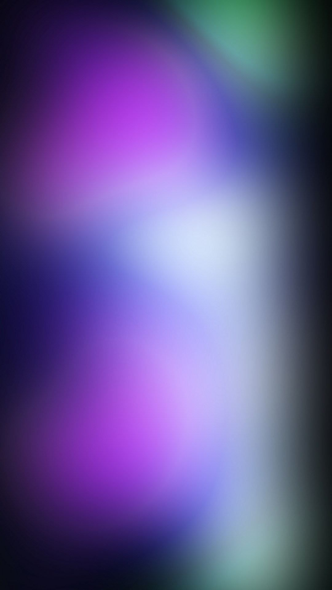 Electric Blue Purple Blur iPhone 6 Plus HD Wallpaper