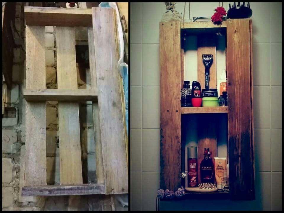 Cargo pallet shelf