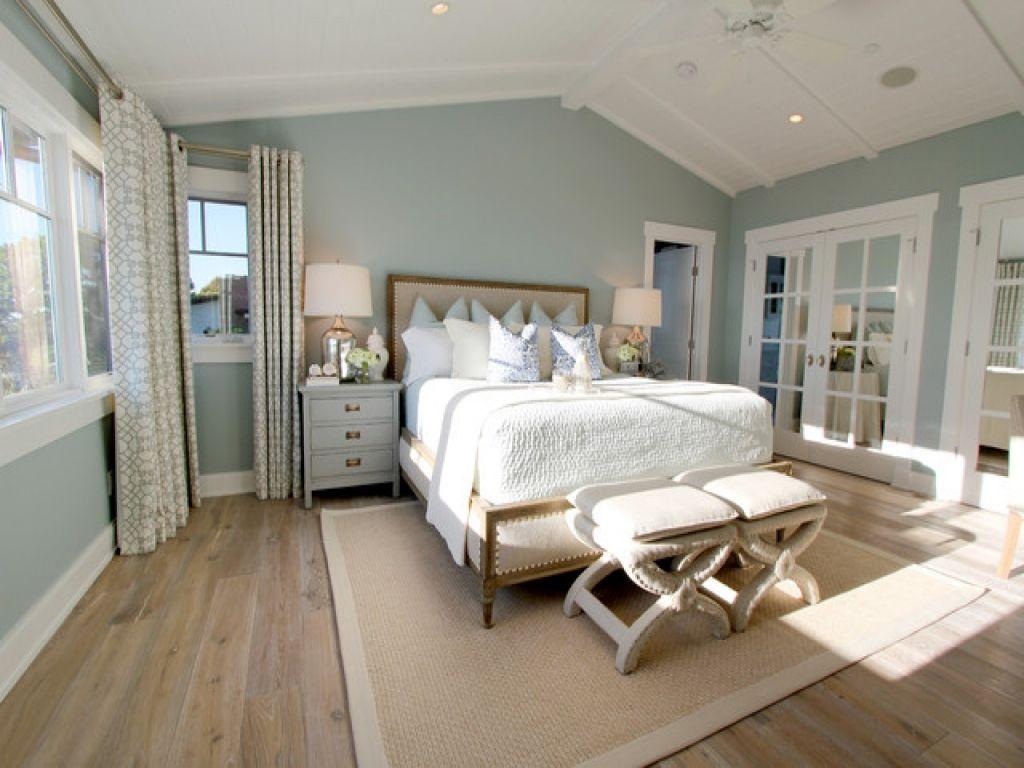 nice The Color light blue master bedroom Interior Design  Modern