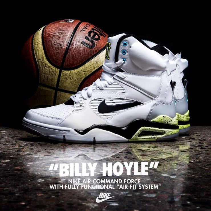 6573b655811 Nike Air Command Force  Billy Hoyle