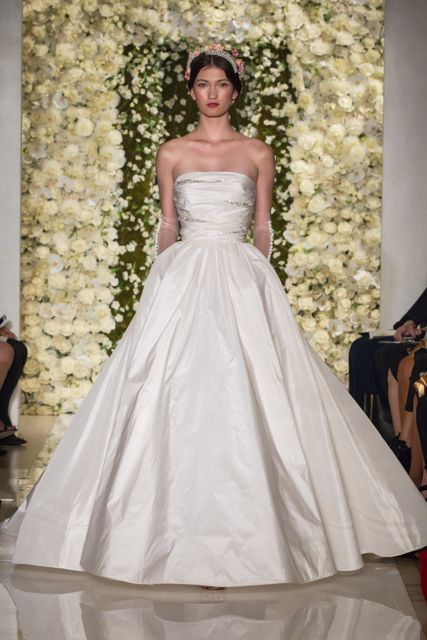 Reem Acra Fall 2015 Bridal Collection