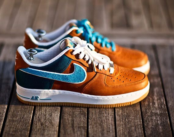 more photos 81912 413f7 Nike Air Force 1 Bespoke By Haroun R. Tazieff - One of the best colorways  I ve ever seen