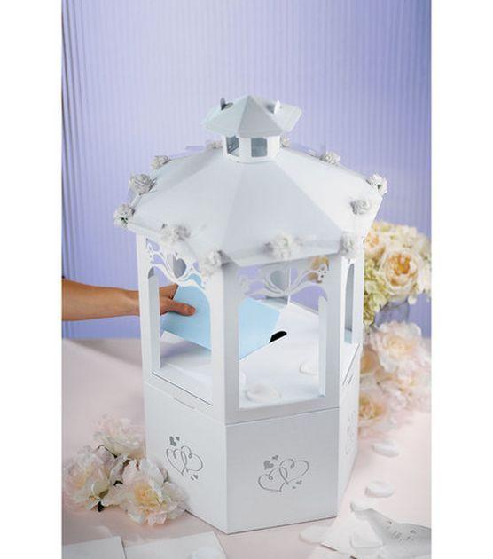 Ideas For Wedding Card Holder: Wilton® Wishing Well Reception Card Holder At Joann.com