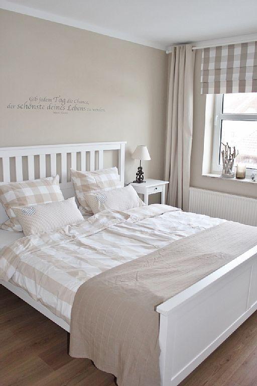 OSTSEENESTu0027 Ferienwohnungen Boltenhagen - Das Schlafzimmer im - schlafzimmer nordisch einrichten