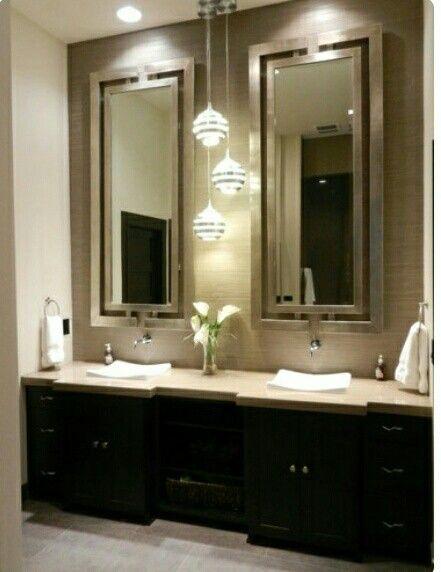 Salle de bain design Bathroom Pinterest Contemporary bathroom - salle de bains design photos