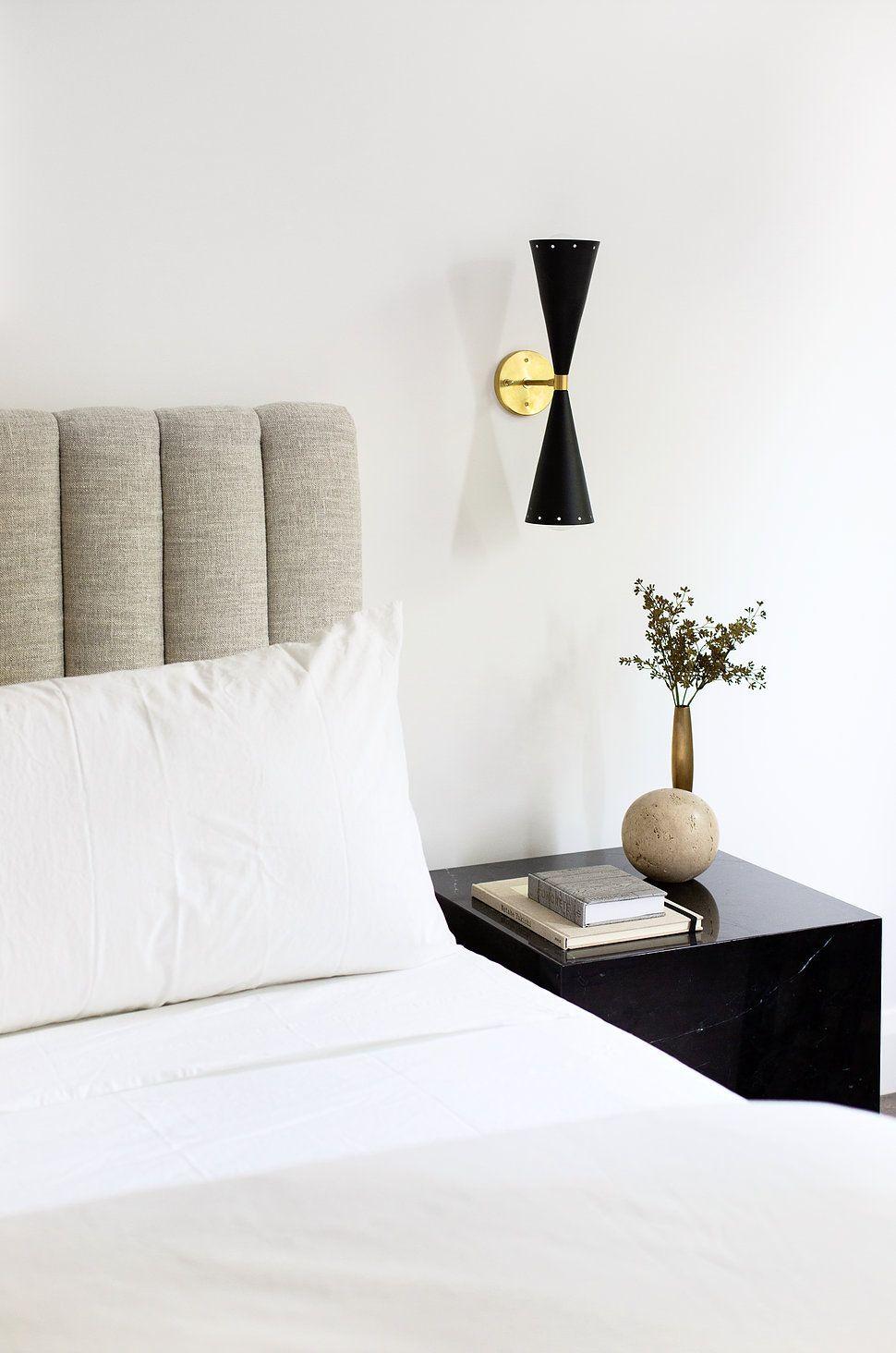 Jdp Interiors Modern Guest Bedroom West Hollywood Interior Design