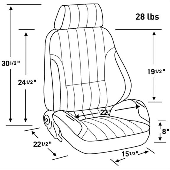 Find Procar Rally Smoothback Series 1000s Seats 80 1000 73ls And Get Free Shipping On Orders Over 99 Diy Car Seat Cover Car Upholstery Car Seat Cover Pattern