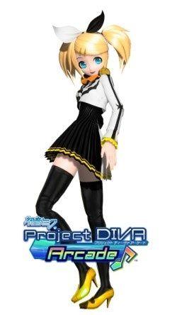 One of my dream cosplays o rin kagamine project diva - Kagamine rin project diva ...