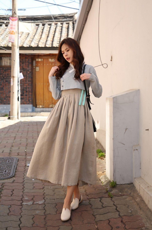 한복 Hanbok : Korean traditional clothes[dress] #modernhanbok 생활 ...