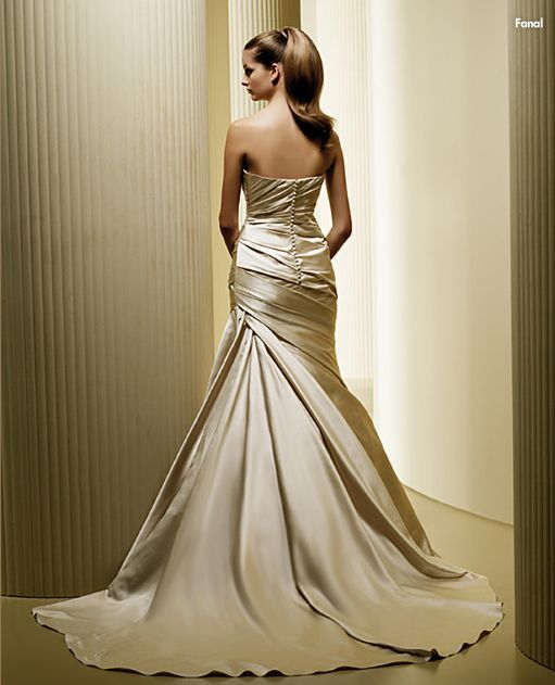 Oyster Colored Dress