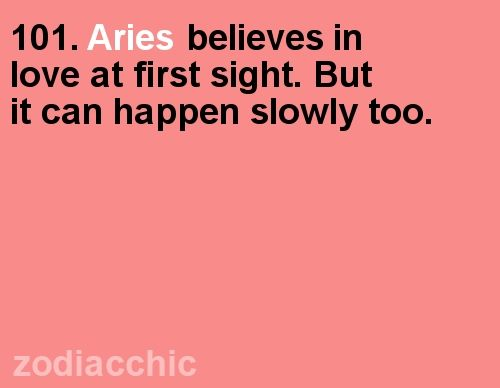 Aries believes in love at first sight | Extra Ordinary | Aries