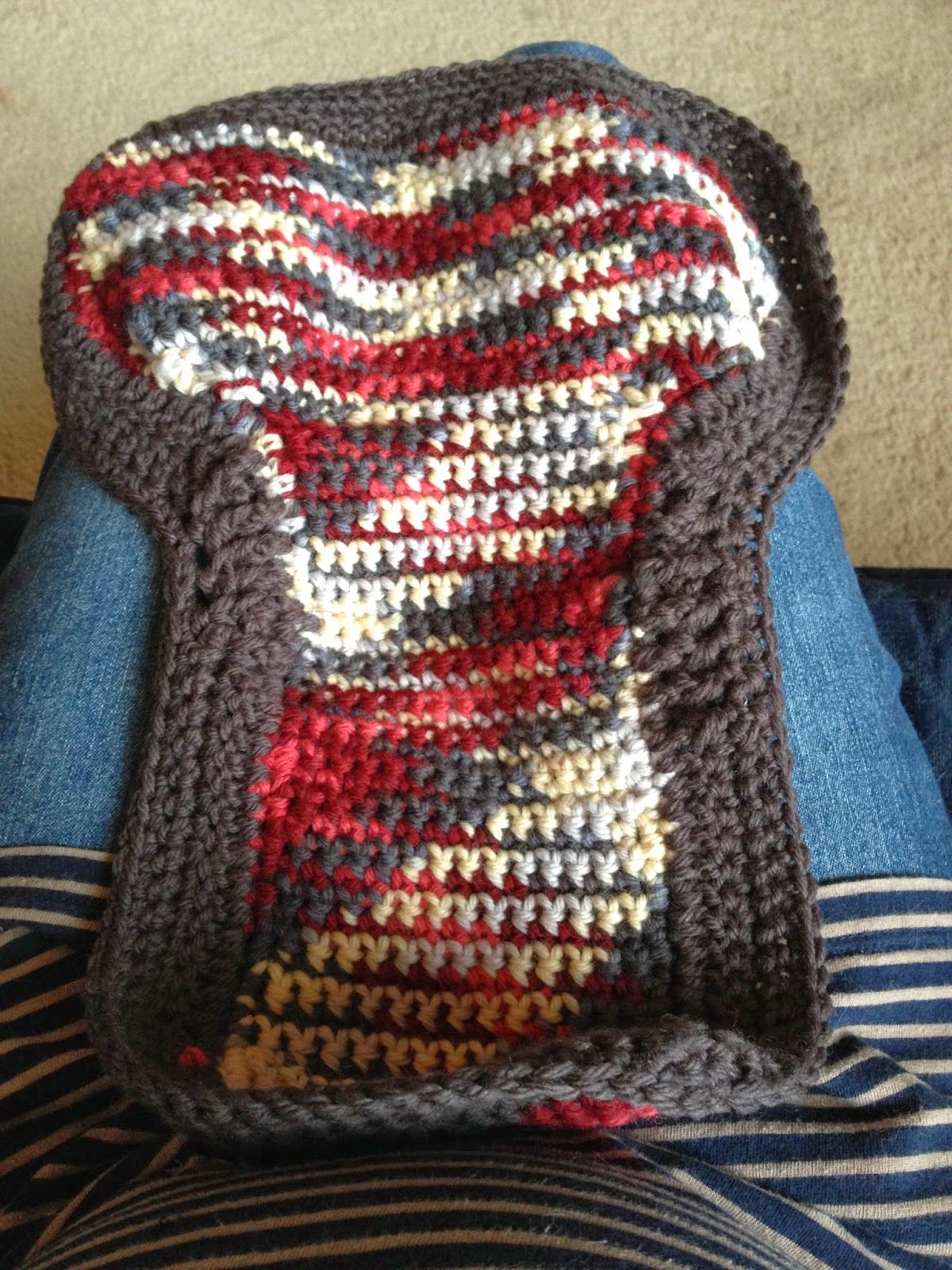 FREE PATTERN - Life In The Crayon Box: Wool diaper cover | Crochet ...