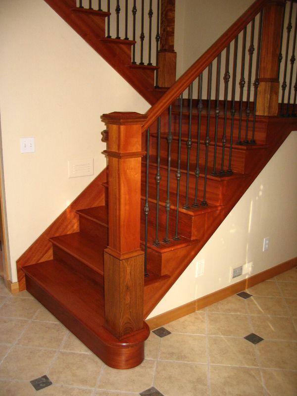 Stairs · Brazilian Cherry Stairs