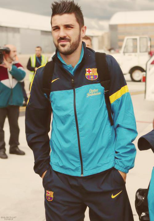 David Villa =(