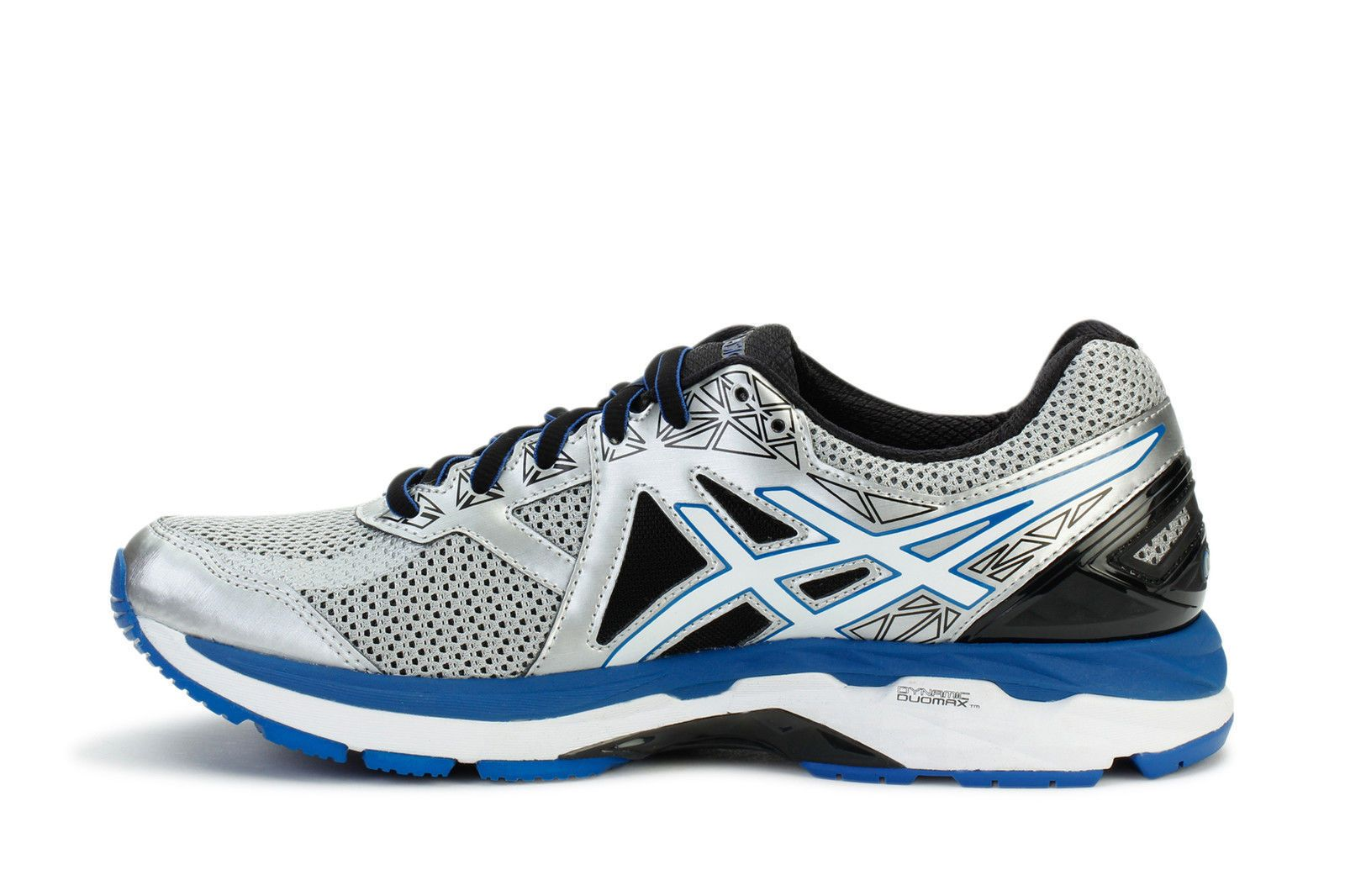 Running Gt 2000 Black Blue Shoes Silver V4 T606n Mens White Asics wICq7gdg