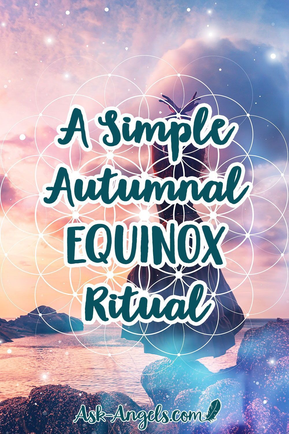 A Simple Autumnal Equinox Ritual #autumnalequinox A Simple Autumnal Equinox Ritual. A simple autumnal equinox ritual to help you return to balance, replenish your inner light and welcome the change of seasons and entrance into fall. #astrological #spiritual #autumnalequinox