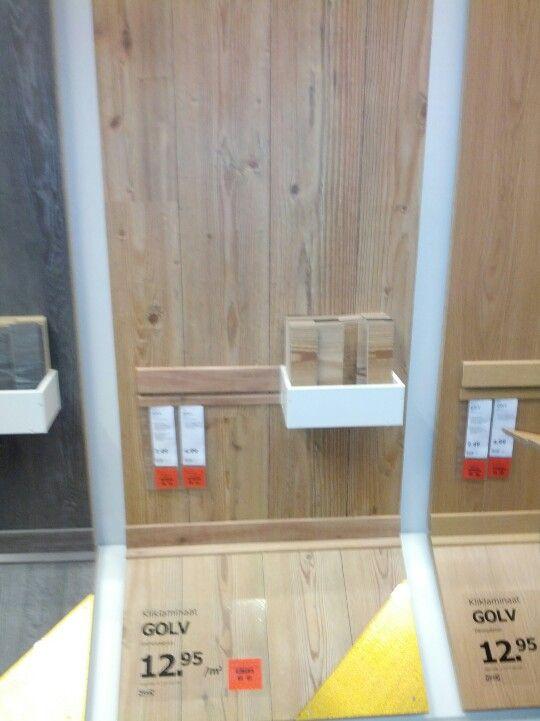 Mooie laminaatvloer met mooie houtstructuur bij IKEA   Inspiratie voor woninginrichting