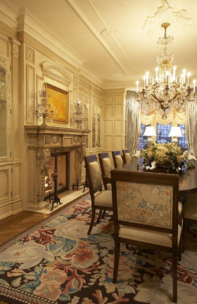 Aubusson Carpets In 2020 Elegant Dining Room Luxury