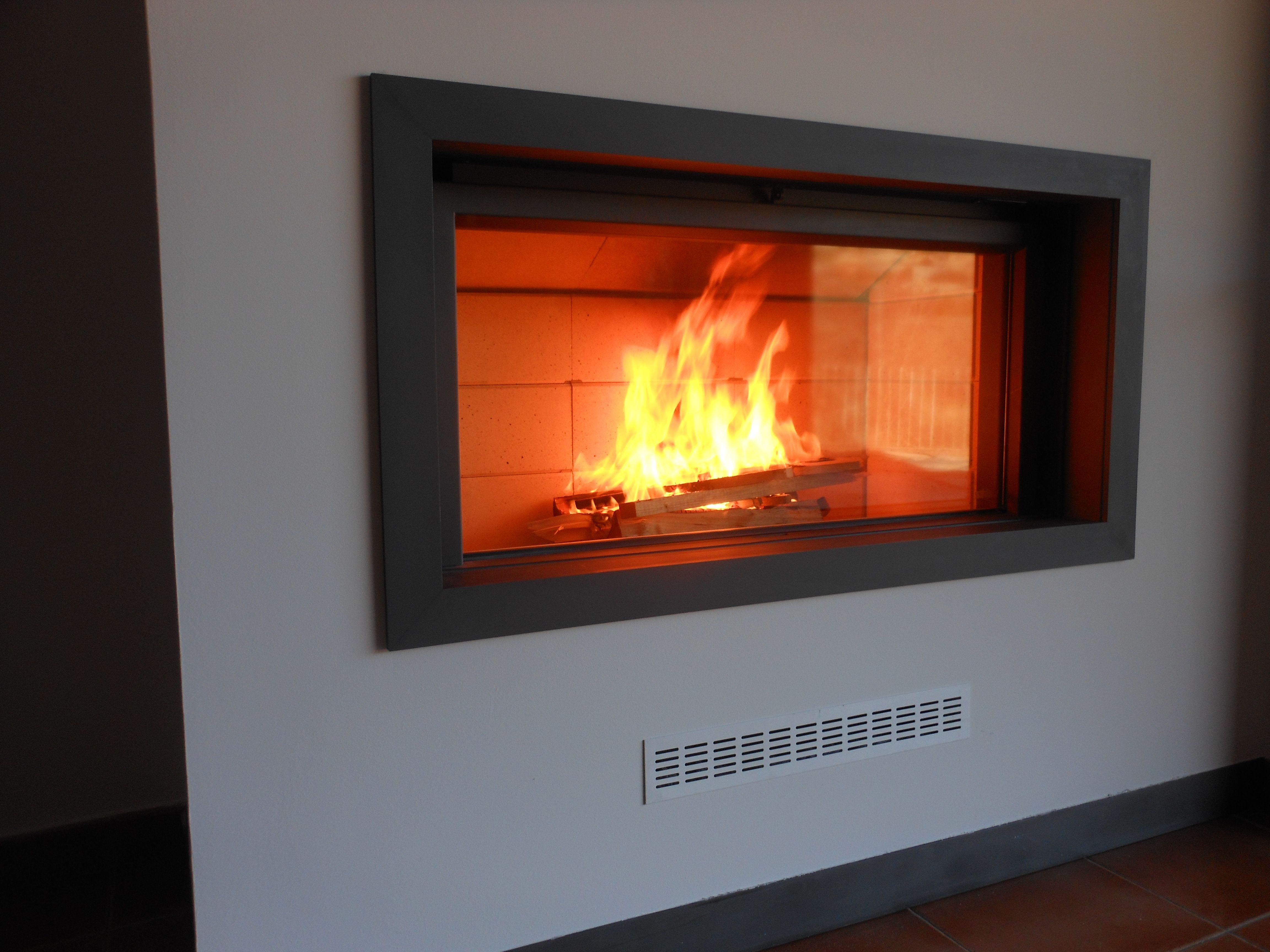 stuv 21 105 fireplace in the living room Pinterest