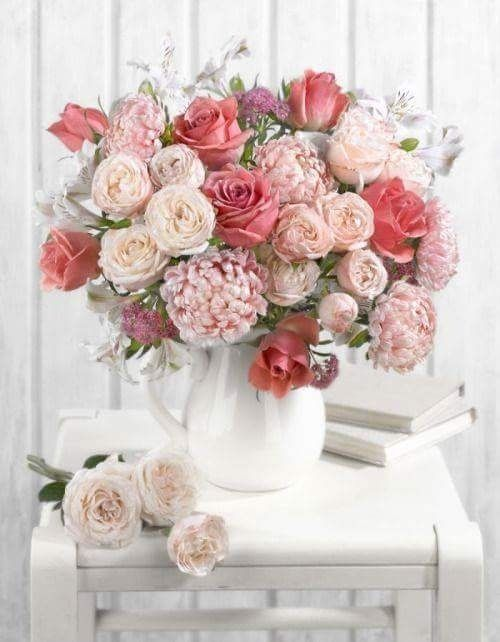 Pin by alicja on roses pinterest explore bouquet flowers flowers vase and more mightylinksfo