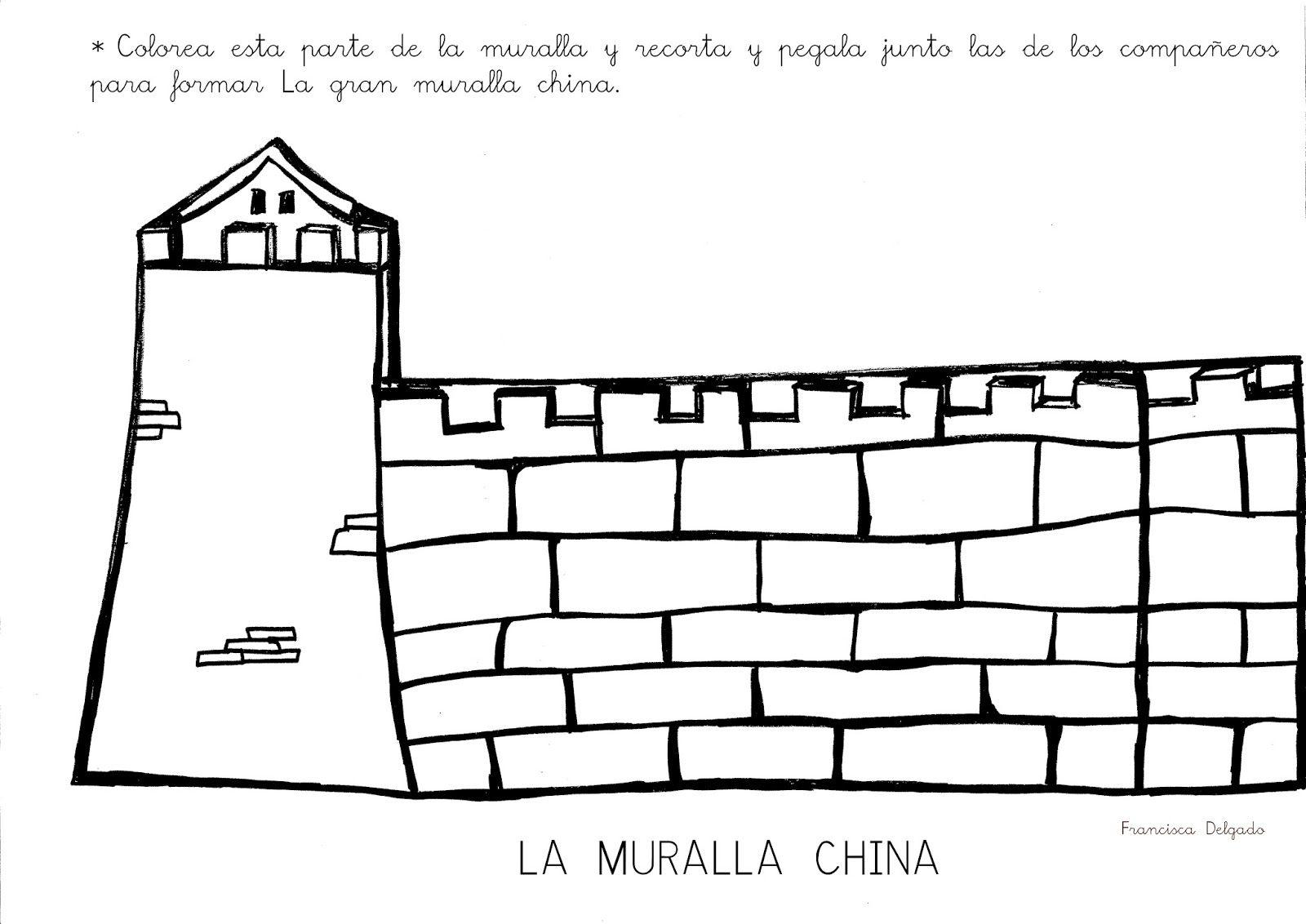 Qué puedo hacer hoy?: La gran muralla china | PROYECTO EL MUNDO ...