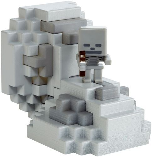 Styles May Vary Minecraft Spawn Egg Mini Figures
