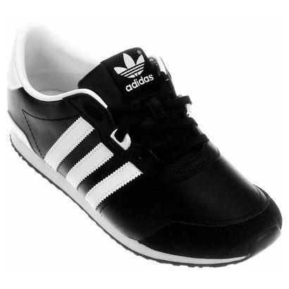 3309d85547 Tênis Adidas Zx 700 Be Lo W - Preto+Branco