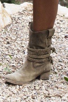 Korte winter boots