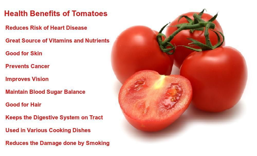 Here are 10 benefits of tomatoes that you may not have known