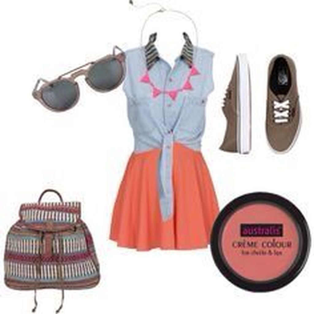 0f835fa61ee6 Cute Spring Outfits Ideas For 10 Year Olds 14 | Young Fashion ...