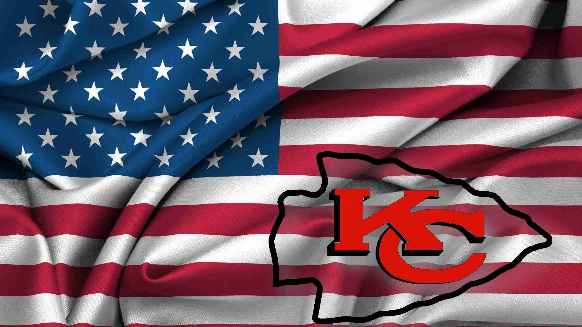 kansas city chiefs logo Kansas City Chiefs Logo On Usa