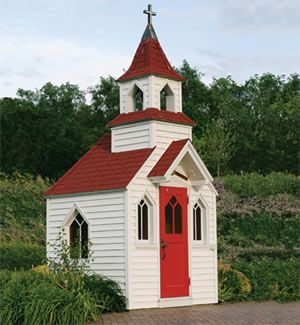 Little chapel, USA