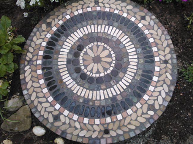 Kanaldeckel Im Garten Verschönern produkte: mosaike | garten | pinterest | mosaik, produkte und gärten