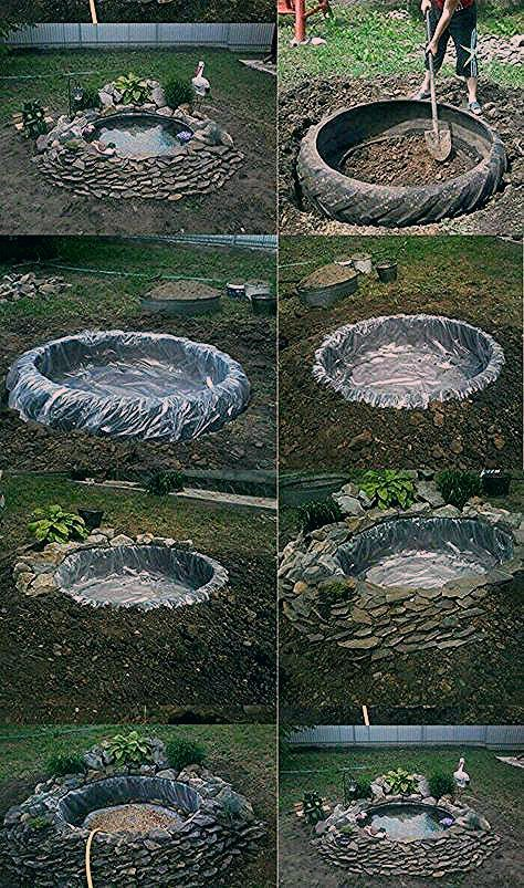 Photo of 35 Amazing Outdoor Garden Water Fountains Ideas