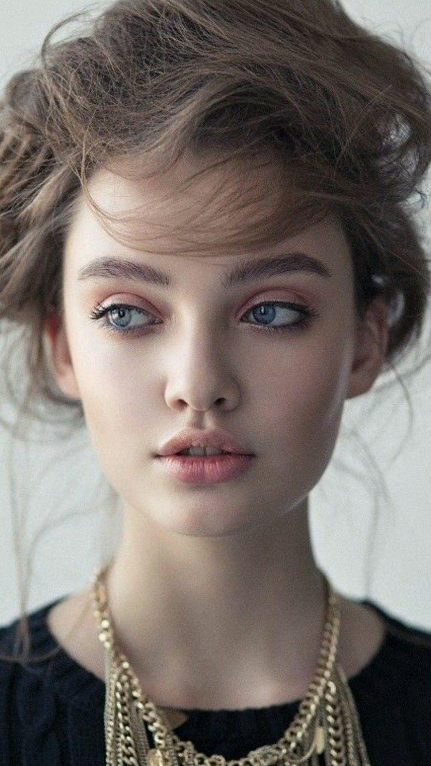 Beauty Beautiful Eyes Beautiful Girl Image
